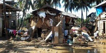 disaster prone area indonesia