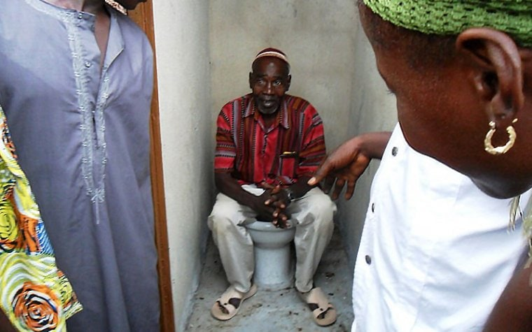 world toilet day sanitation in cote d'ivoire