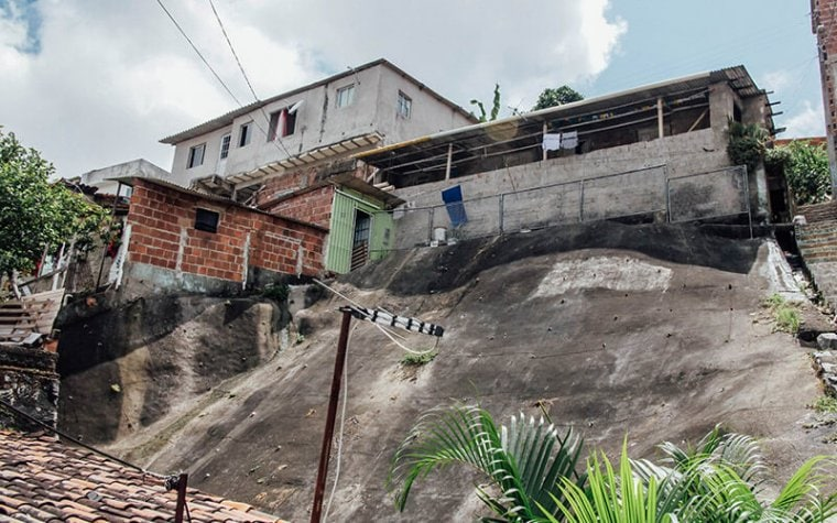 Housing poverty in Recife
