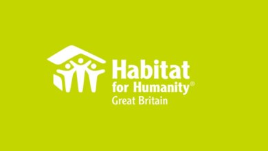 Habitat for Humanity green logo