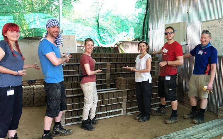 Corporate volunteering