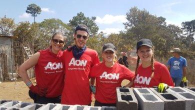 Aon Volunteers in Guatemala