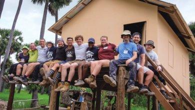 Why Volunteer: james' story
