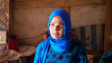 Refugee women in lebanon