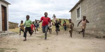 Families in Zambia