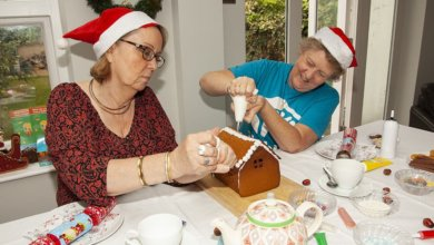 the gingerbread house challenge